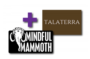 Mindful Mammoth and Talaterra Logos